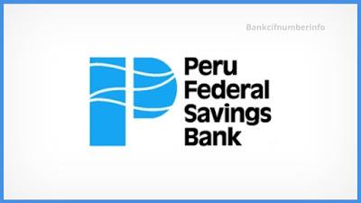 Peru Federal Bank Savings