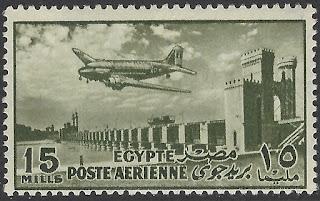 Egypt Air Douglas Dc 3
