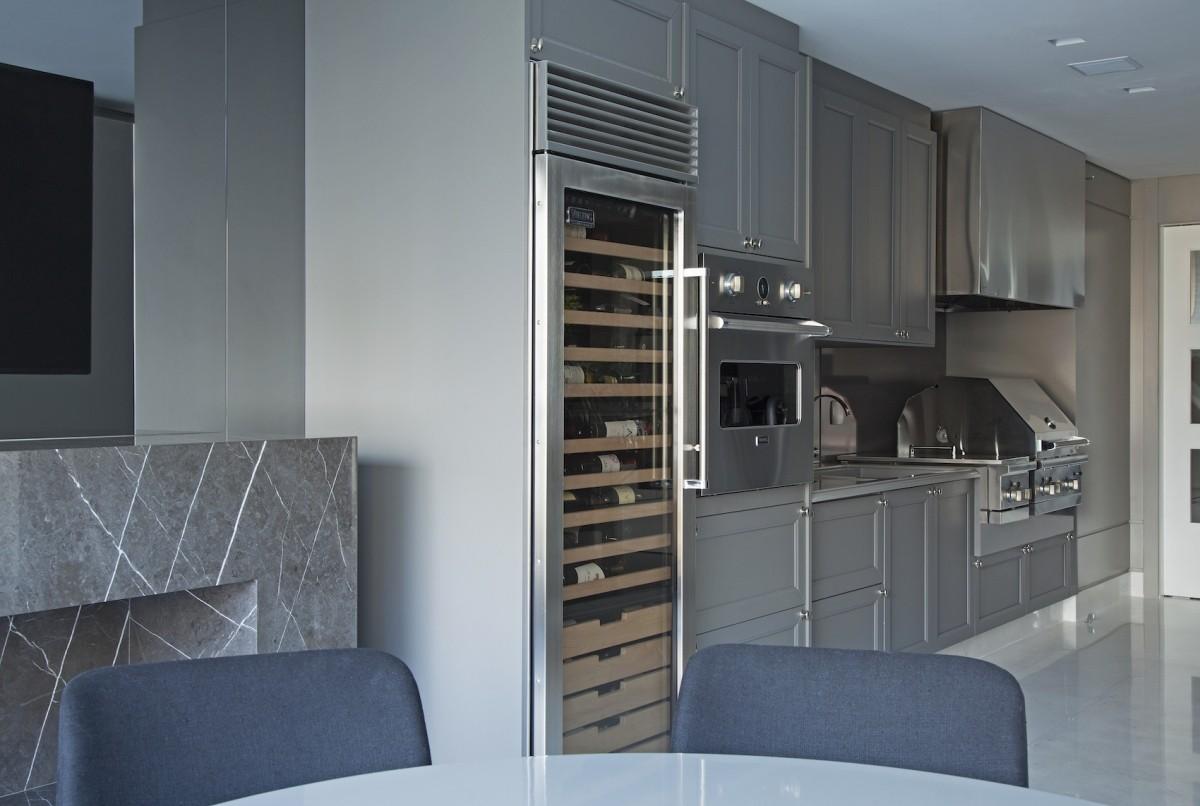 10 Cozinhas cinzas lindas veja modelos clássicos e contemporâneos  #536778 1200 806