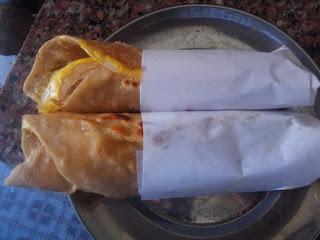 Kathi roll