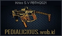 Kriss S.V PBTW2021