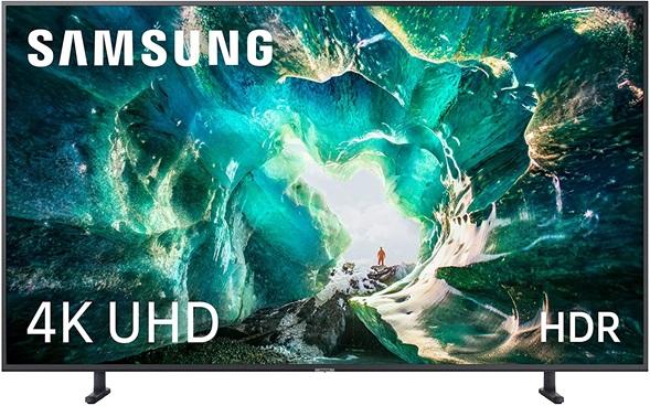 Samsung 4K UHD 2019 UE55RU8005: smart TV 4K de 55'', con One Remote Control y Alexa