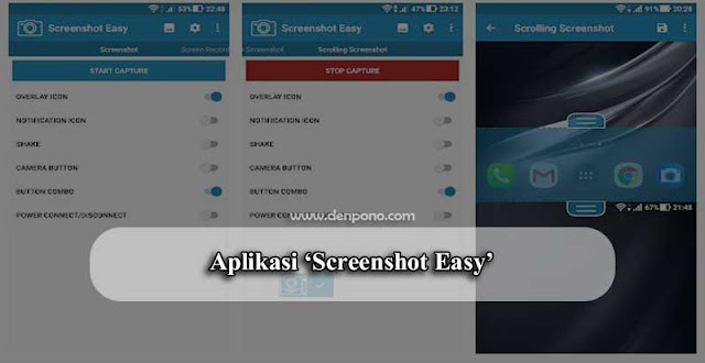 Cara Mudah Screenshot di Hp Samsung J Series Cara Mudah Screenshot di Hp Samsung J Series