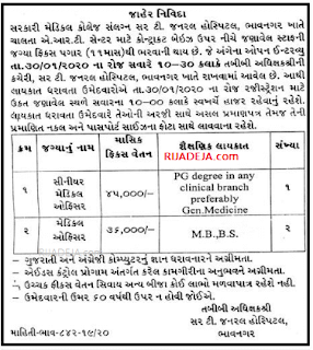 Government Medical College Jobs