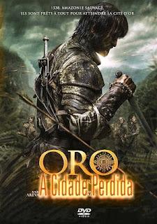 Oro – A Cidade Perdida (2020) Torrent