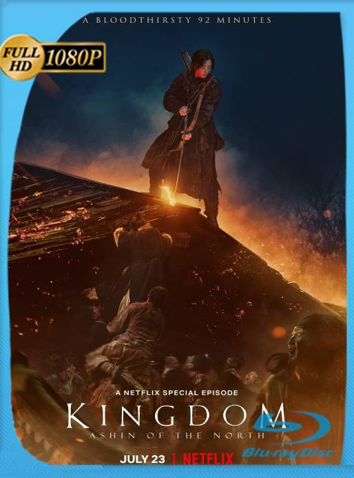 Kingdom: Ashin del Norte (2021) WEB-DL 1080p Latino [GoogleDrive] Ivan092