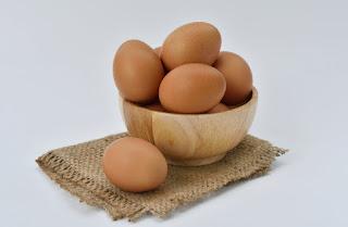 cara hilangkan jerawat dengan masker putih telur