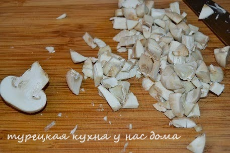 рецепт грибного супа с фото