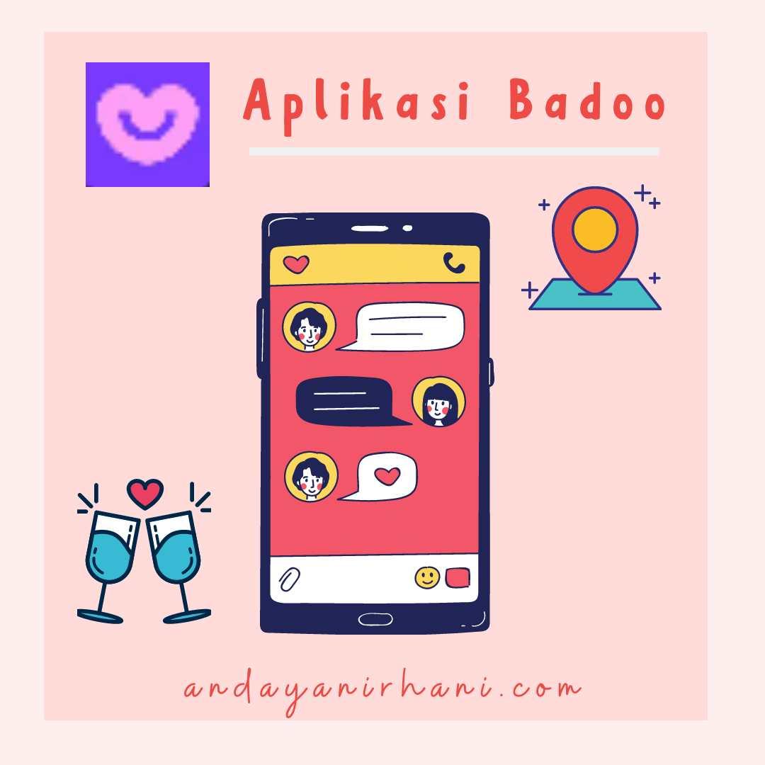 Aplikasi Badoo mencari teman luar negeri