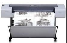Impressora HP Designjet T610