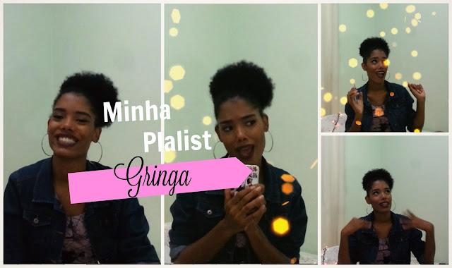 Vídeo: Minha Playlist Gringa