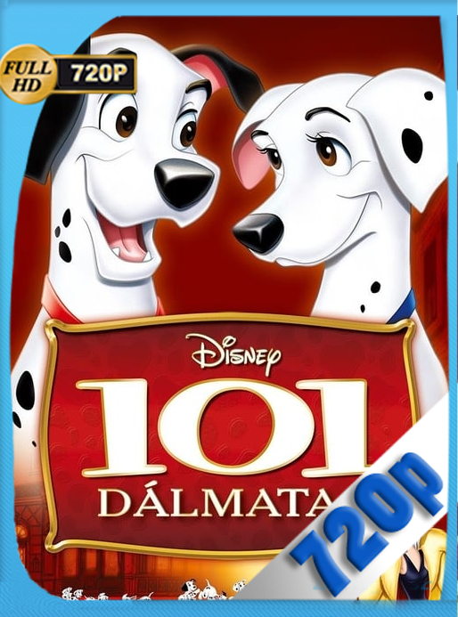 101 Dalmatas (1961) HD [720p] Latino [GoogleDrive] Dcenterdos-HD