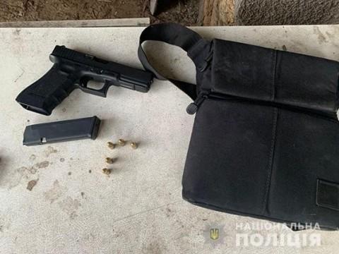 На Київщині злочинець обікрав будинок поліцейського
