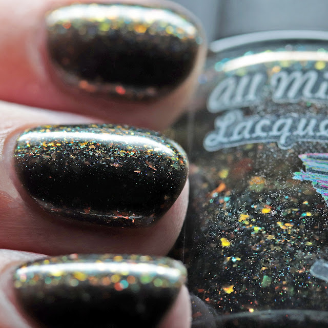 All Mixed Up Lacquers Feelin' Spooky