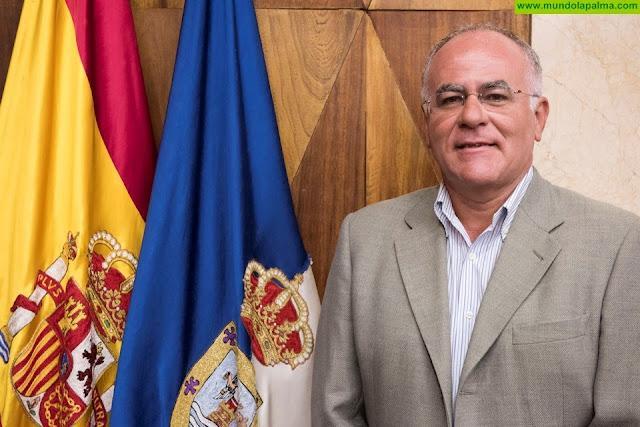 """Carlos Cabrera plantea que el Cabildo se convierta en """"la institución de las personas"""""""