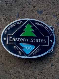 ultramarathon, running, run, vegan, NY, uptown, Eastern States 100, trail, trail running