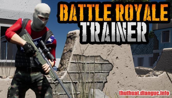 Download Game Battle Royale Trainer Full Cr@ck