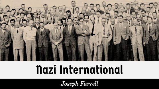 Nazi conspiracy cold war ratlines CIA fascism Thule