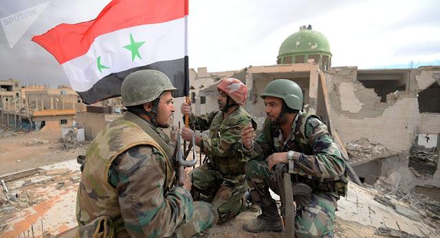 Η Συρία είναι έτοιμη να συγκρουστεί με τον τουρκικό στρατό