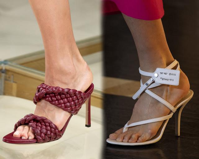 Модная обувь весна-лето 2020 0-5