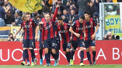 Video Cuplikan Gol: Bologna 2-2 Parma (Serie A)