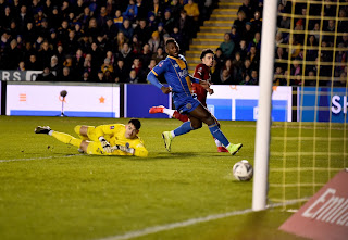 Shrewsbury 2-2 Liverpool: Reds throw away 2-goal lead to force FA Cup replay