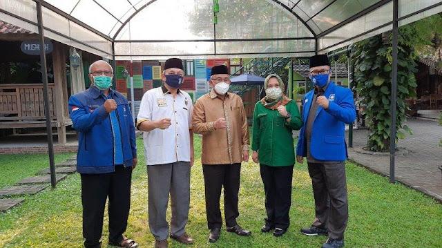 Bakal Usung Mohammad Idris, PKS Siap Lawan Gerindra - PDIP di Pilkada Depok