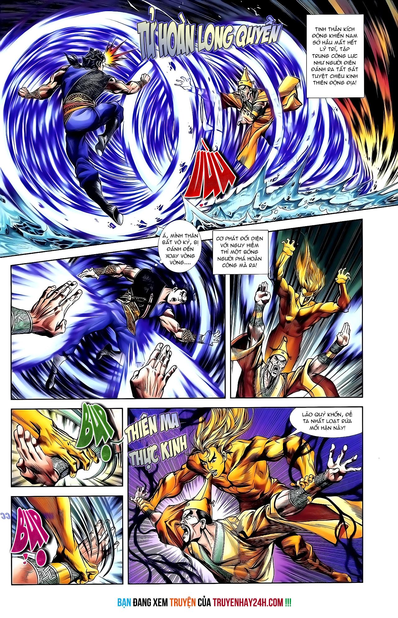 Cơ Phát Khai Chu Bản chapter 131 trang 26