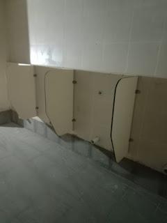 Proyek Cubicle Toilet di Transmart Tasikmalaya, Jawa Barat