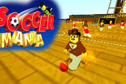 Free Download Game LEGO Soccer Mania for Computer PC or Laptop