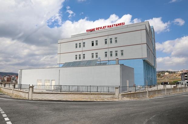 Samsun; Kavak ve 19 Mayis ilçelerine, Devlet hastaneleri'nin açılış tarihleri belli oldu