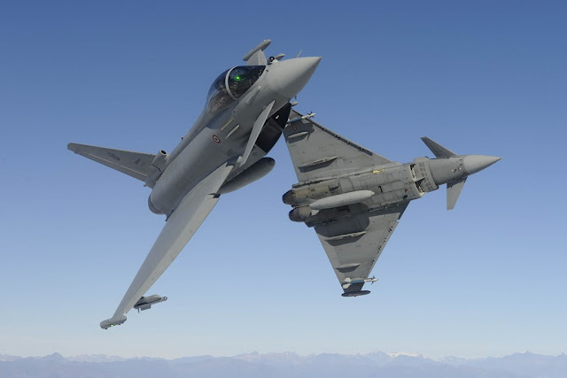 Analysis: that is why the Eurofighter Typhoon still has chances in Poland