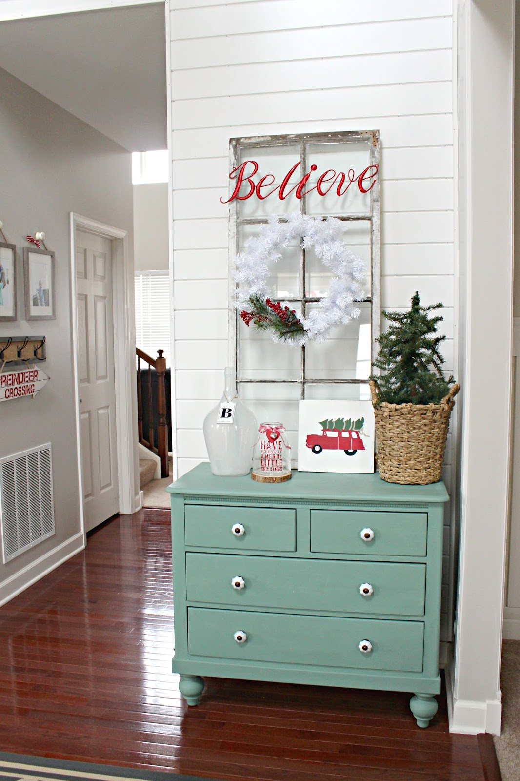 blogger Christmas home tour 2016