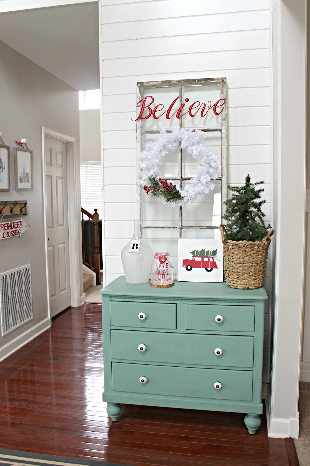 blogger Christmas home tour 2016