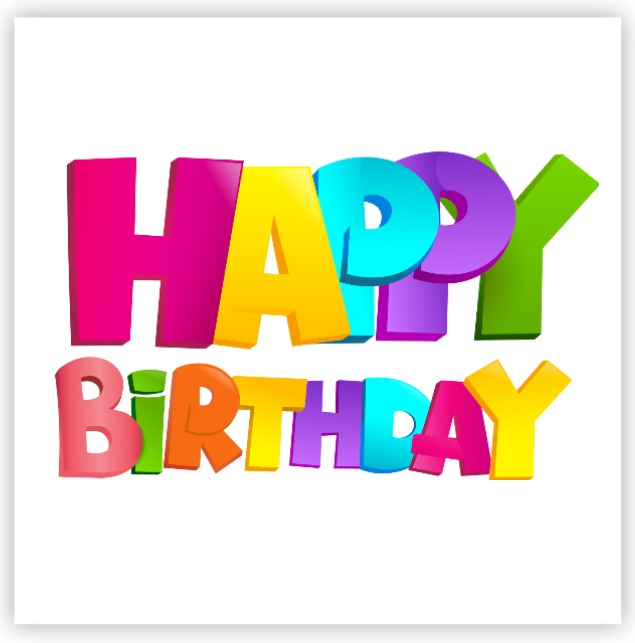 Happy Birthday 3D Images Free Download
