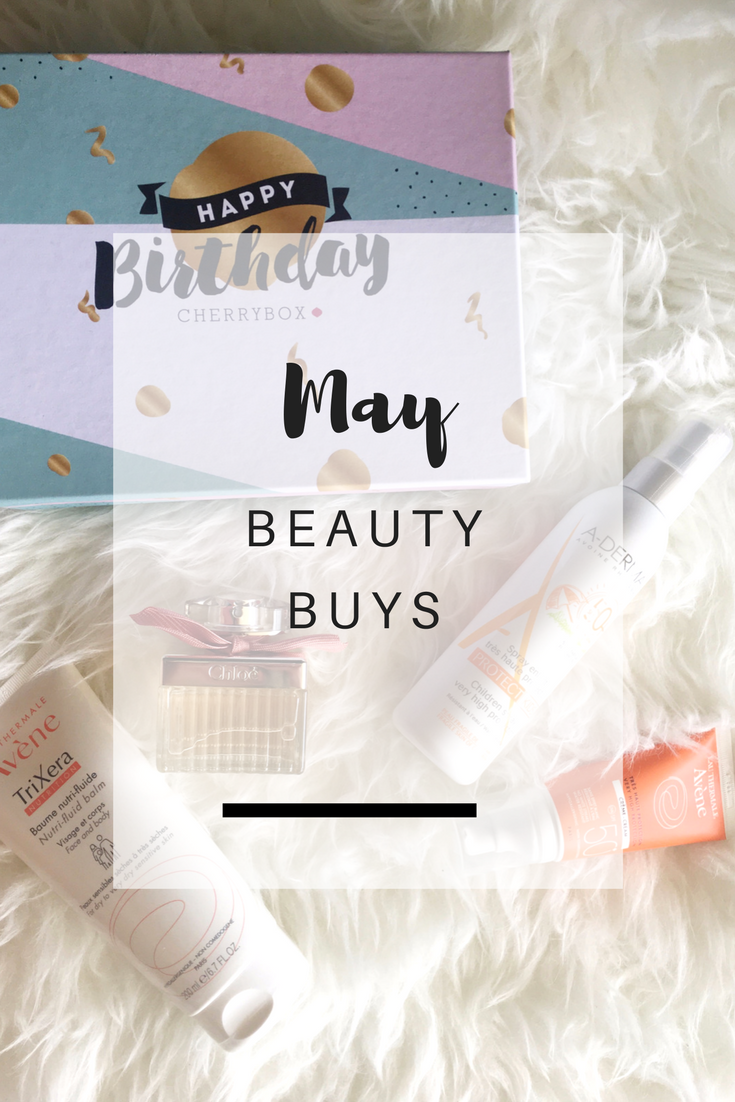 May beauty buys - Ioanna's Notebook