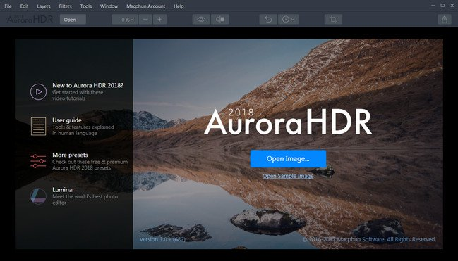 aurora hdr for windows free download 2018 full software