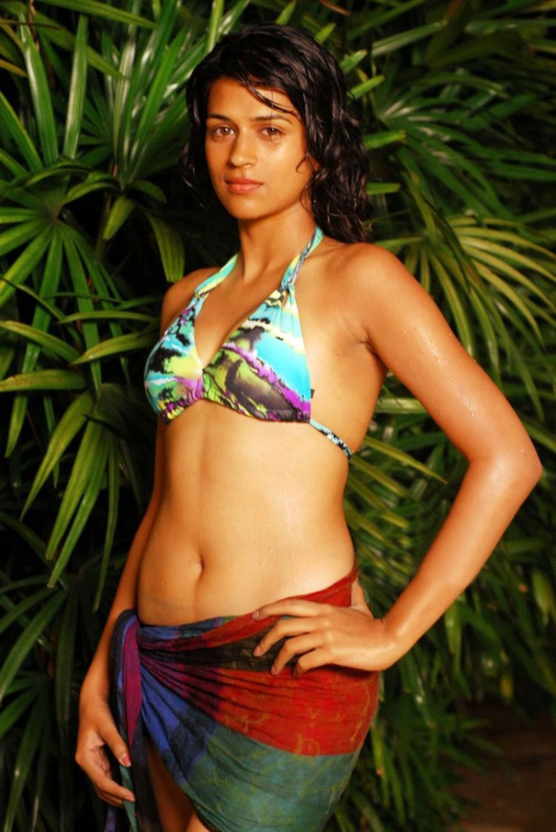 South Actress Shraddha Das Expose Hot Body Pics - Heroines ...