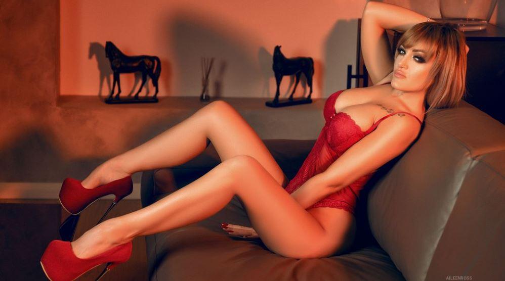 AileenRoss Model GlamourCams