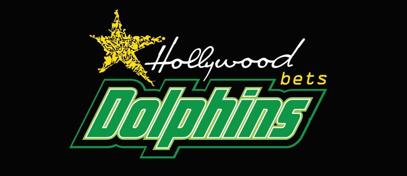 Hollywoodbets Dolphins Logo cricket