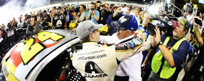 Jeff Gordon regresa para sustituir a Dale Earnhardt Jr.