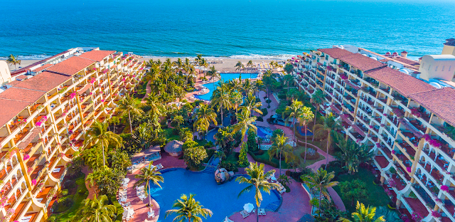 Featuring a relaxing spa, conference center, restaurants, Kids Club, and vacation packages, the all-inclusive Velas Vallarta  in Puerto Vallarta, Mexico resort is a top destination.