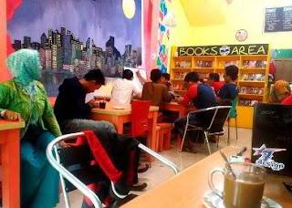 Lowongan Kerja Kasir dan Waitress MIB & Cafe Outlet Abdesir