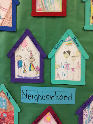 Create a Community Helper Town in your classroom!  Read about it in our blog.