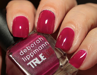 Deborah Lippmann's True Blood-inspired polishes - Strange Love