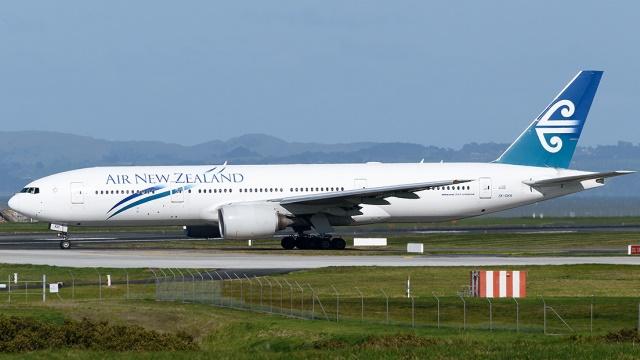 الخطوط الجوية النيوزيلاندية طيران نيوزيلندا Air New Zealand