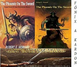 Robert E. Howard Főnix a kardon Conan novella