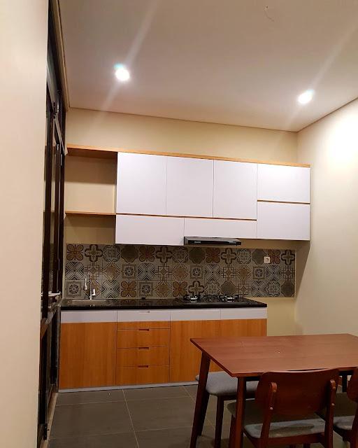Jasa Kitchen Set Minimalis Gresik