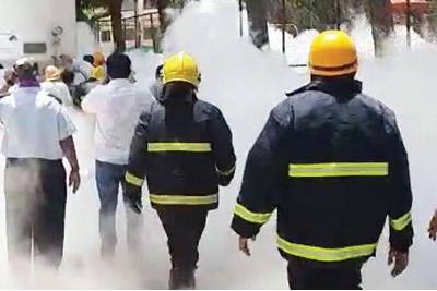 oxygen leakage