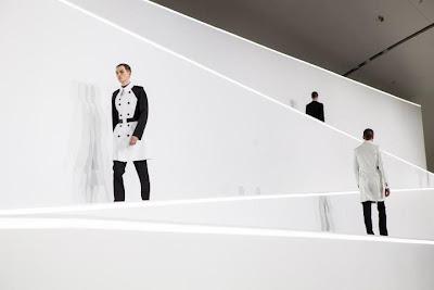Show Dior Homme Fall Winter en Beijing 2013 4